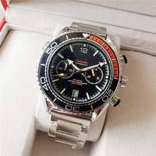Stainless Steel Top Brand Watch for Men Luxury Mens Watches