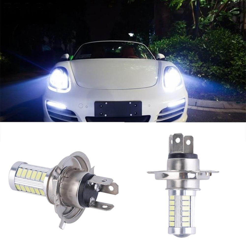 1pcs Car Fog Light H4 Lamp Led Fog Light Bulb Headlights Auto Car Day Time Running Light Bulb