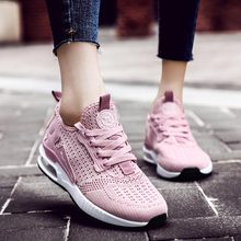 Lightweight Air Sole Scarpe Donna Female Sneakers Sport Running Shoes