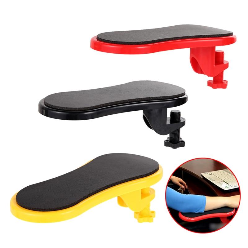 ALLOYSEED стол прикрепляемый Подлокотник коврик компьютерный стол подлокотники коврики для мыши удлинитель для стула руки запястья опорная доска коврик для мыши|Коврики для мышей|   | АлиЭкспресс