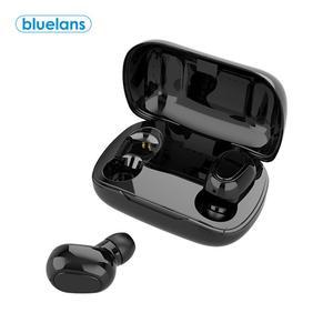 L21 TWS Bluetooth наушники 5,0 спортивные HD звонки беспроводные наушники вкладыши для iOS Android наушники