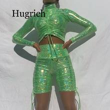 Green glitter ruched two piece set sexy long sleeve fashion 2 piece set women clothes club clothing two piece set top and pants shein apricot appliques button top and shorts elegant girls clothing two piece set 2019 spring fashion vintage children clothes