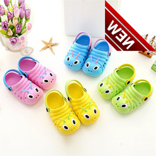 Summer Slipper Toddler Baby Girl Boys Girls Cute Beach Sandals Meisjes Children Slippers For Kids Flip Home Shoes