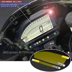 For Honda CBR1000RR Fireblade / SP 2012 2013 2014 2015 2016 moto Cluster Scratch Protection Film Screen Protector CBR 1000RR