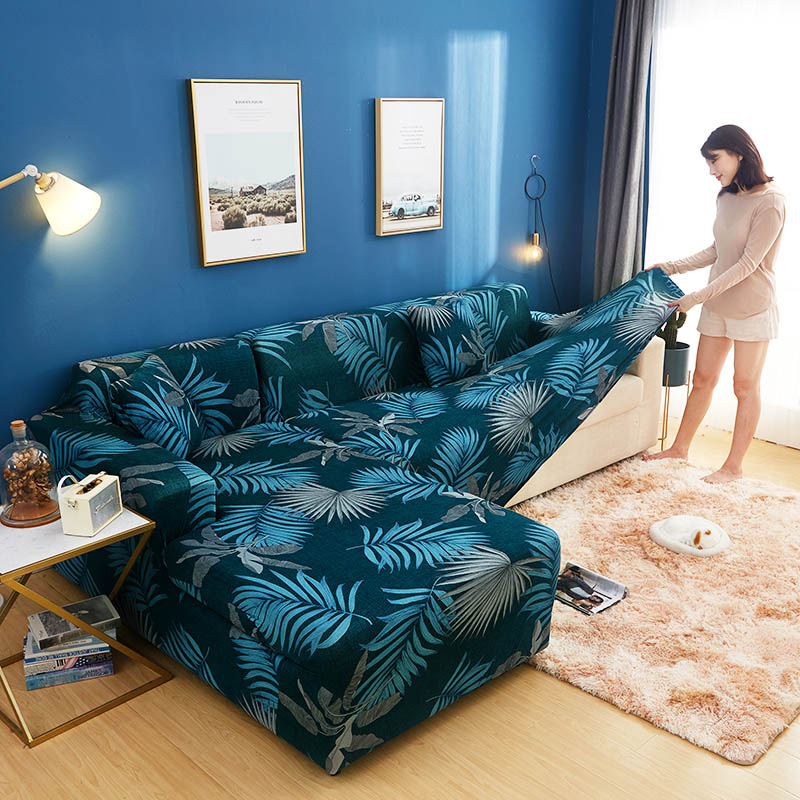 Best Deal #9658c - Stretch Sofa Cover Cotton Elastic Sofa ...