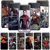 phone Case For Samsung Galaxy Z Flip3 5G Z Flip 3 z flip ZF 5G Cover PC Capa Hard Funda Coque Ant-Man Scott Lang Marvel Comics