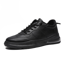 New 2020 Spring Summer Superfine Fiber Shoes Men Sneakers Low Top