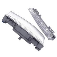 Светодиодные дневные хосветильник для стайлинга автомобиля для Mercedes Benz C-Class W204/S204 2011 2012 2013 2014 W213 2013 R172 2012 2013
