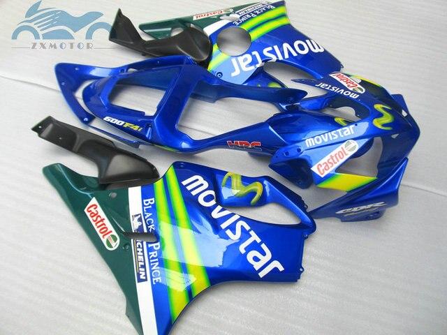 Customized OEM fairing kit fit for Honda cbr600f4i 2001 2002 2003 CBR 600 F4i 01 02 03 ABS fairing kits bodywork LD40