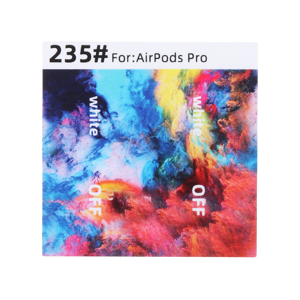 Anti Print Dust Guard for AirPods Pro 17