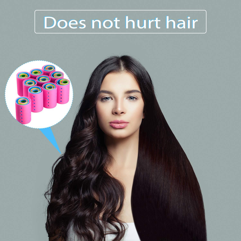 cabelo magnetico modelador cabelo rolos onda 05