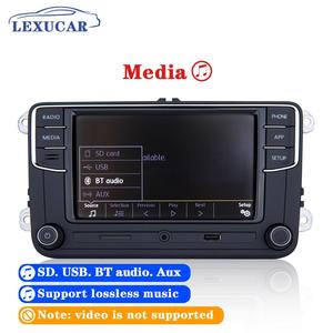Image 5 - LEXUCAR RCD330 Plus RCD330G RCD 330 330G Carplay Radio 6RD 035 187B Für VW Golf 5 6 Jetta CC MK6 MK5 Passat B6 B7 Tiguan 187B