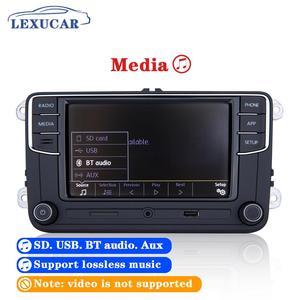 Image 5 - LEXUCAR RCD330 Plus RCD330G RCD 330 330G Carplay Radio 6RD 035 187B For VW Golf 5 6 Jetta CC MK6 MK5  Passat B6 B7 Tiguan 187B