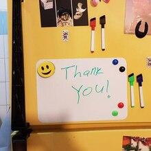 Magnet Whiteboard Fridge Kid Refrigerator-Notes Pet-Film FM04 A4 Soft Mini Flexible 8--X-12-