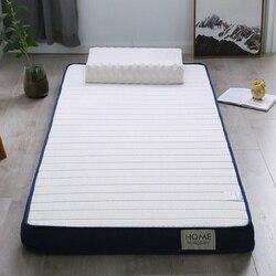 Латексная пена с высокой плотностью, Подушка для домашнего питомца, складной моющийся, напольный коврик для сна, один двойной диван татами