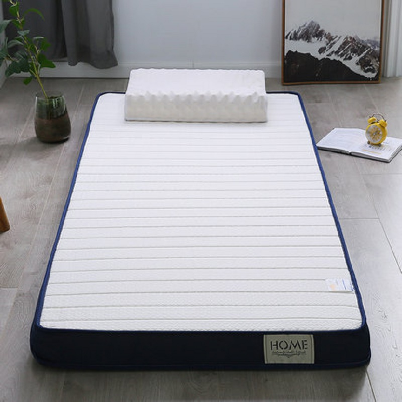 Latex And Memory Foam  High-density Mattress Bed Foldable Washable Floor Sleeping Mat Single Twin Sofa Tatami