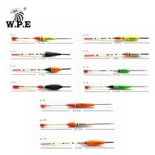 W.P.E Brand 3pcs/lot High Quality EVA Foam Fishing Float 2g-7g Tackle Buoy Bobber Carp Multicolor 16.5cm-21cm