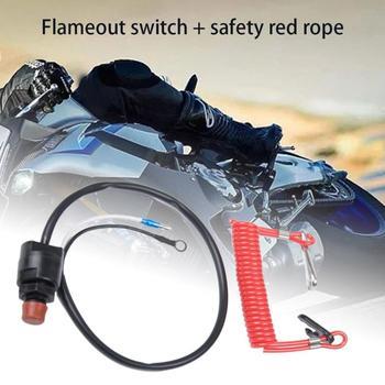 Uniwersalne narzędzie Auto części zamienne części zamienne przełącznik płomienia profesjonalny materiał trwała żywotność niełatwa do uszkodzenia tanie i dobre opinie CNSPEED plastic black 120*100*30mm