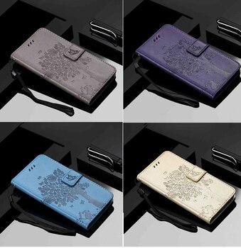 Перейти на Алиэкспресс и купить Роскошный чехол-кошелек из искусственной кожи с магнитной застежкой и держателями для карт, чехлы для XGODY MATE 20 FULO N X27 P30 S10 XR