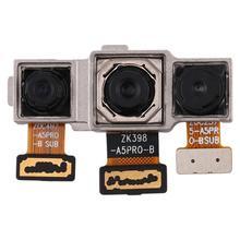 חזור מול מצלמה Repalcement עבור UMIDIGI A5 פרו הגלובלי גרסת אנדרואיד טלפון אחורי מצלמה חלקי חילוף