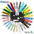 Fimax 1 paquete TZe651 TZe 251 TZE 451 24mm hermano Compatible P touch Etiqueta de TZe 651 negro sobre amarillo TZe 151 TZe 251 tze 551|Cintas de impresora| |  -