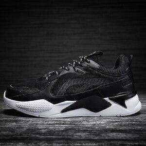 Image 4 - 남성 운동화 2020 뜨거운 판매 패션 캐주얼 신발 남성 여성 편안한 통풍 Tenis Masculino Zapatillas Hombre 빅 사이즈 46