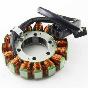 Катушка статора генератора магнето мотоцикла для Kawasaki ZX1000 Ninja ZX10R 21003-0036 21003-0052 21003-0054
