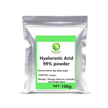 Nueva llegada aminopuro glicólico Ascorbico 99% ácido hialurónico polvo suero mujer iniección blanqueamiento de la piel Anti-envejecimiento envío gratis