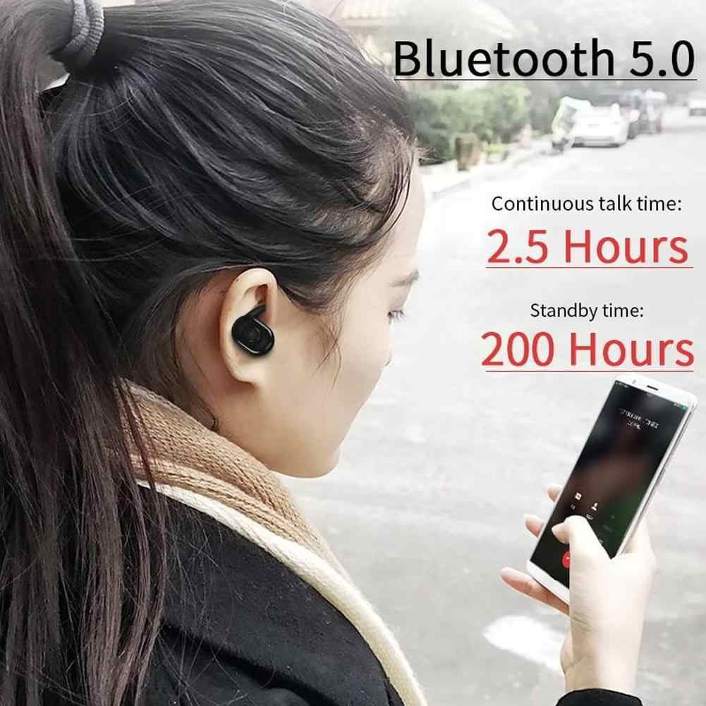 TWS と充電器ケースワイヤレスイヤホン携帯電話 2019 防水の Bluetooth 5.0 + EDR スポーツ