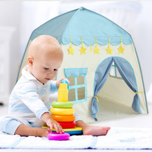 Fairy Outdoor Tent House Castle Room-Decor Princess Portable Baby/kids for Gift