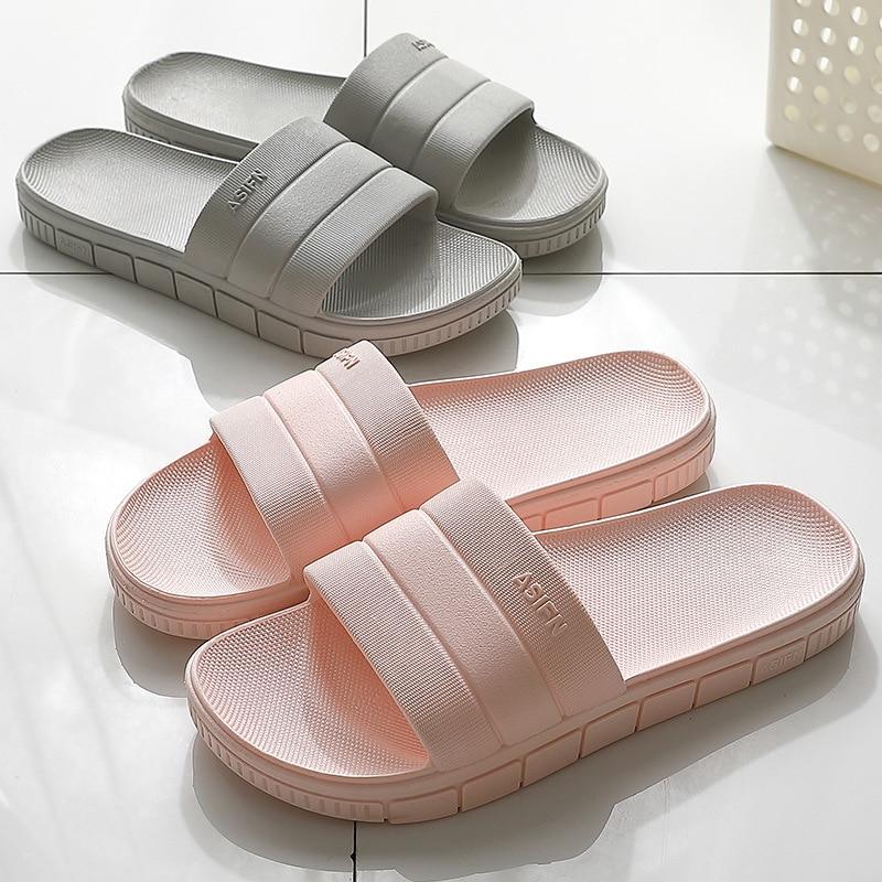 Женские домашние Тапочки для ванной; Нескользящие мужские тапочки; Мужские домашние тапочки; Мужская домашняя обувь|Тапочки|   | АлиЭкспресс