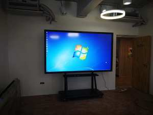 Tablets Television Touch-Screen Electronic Whiteboard Interactive Led Built PC 55 65-75