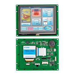 Inteligentny przemysłowe ekran dotykowy HMI 5.6 cal z interfejs UART do wyświetlania reklamy