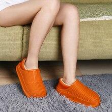 Ltolo Winter Children Kids Girl Mules Warm Clogs Croc Sandals Garden Slippers Causual Fur Shoes For Girls EUR31 32 33 34 35 36