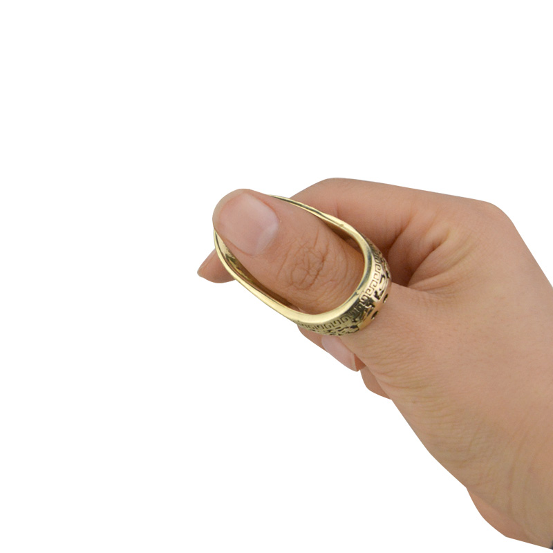 Protetor de dedo para tiro ao alvo,