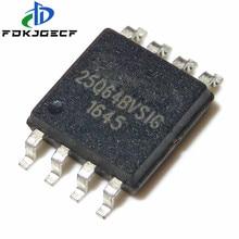 10 Stuk 25Q64BVSIG 25Q64BVSSIG W25Q64BVSIG 25Q64 Bvsig Sop 8 Laptop Chip Nieuwe Originele