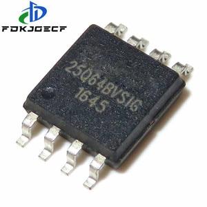 Image 1 - 10piece 25Q64BVSIG 25Q64BVSSIG W25Q64BVSIG 25Q64 BVSIG sop 8 노트북 칩 새로운 원본