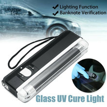 Ultraviolet Cure Lamp LED Light Tool Multi-function Use As Fluorescent/ Bactericidal Lamps For Auto Front Windshield Repairing(China)