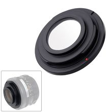 M42 Lens to for Nikon AI Mount Camera Adapter Ring with Infinity Focus Glass Kit цена