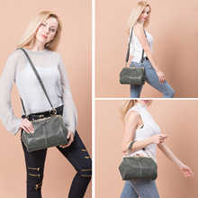 REALER women messenger bags small shoulder crossbody bag high quality tote bag lady Chain Messenger bags clutch leather handbags