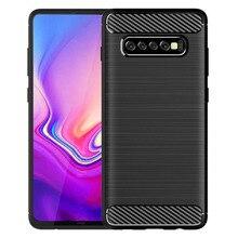 New hot mobile phone case FOR: Samsung Galaxy S S8 S9 S10 S10e So12 So13 Lite Plus gift anti-shock fingerp