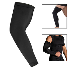 Portable Leg Sleeve Outdoor Arm Breathable Compression Basketball Footbal Guard Sun UV Protection for Sports