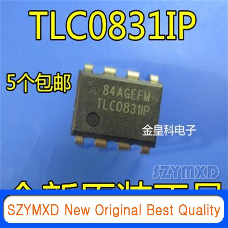 5 шт./лот новый оригинальный TLC0831CP TLC0831IP DIP8 цифро-аналоговый преобразователь чип в наличии