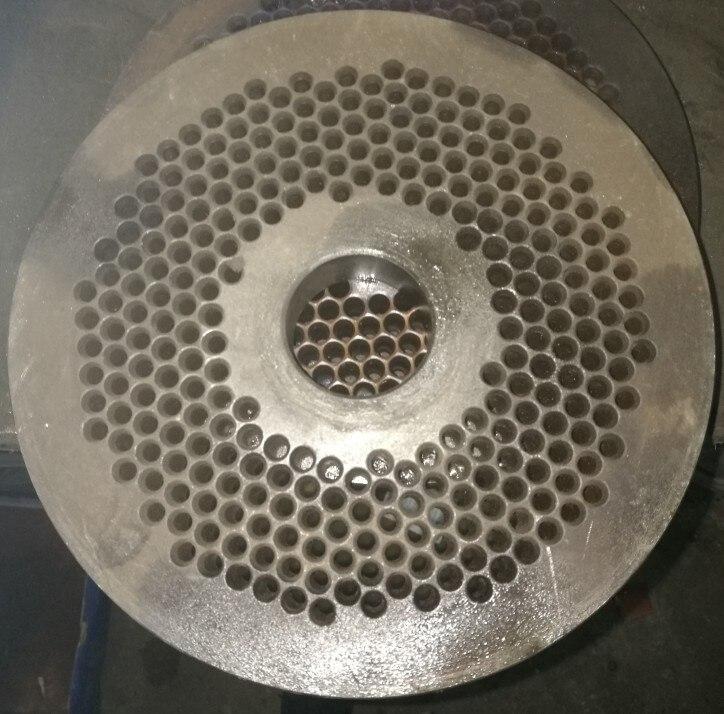 4 Mm Diameter Die Of MKL335 Pellet Press Mill Machine