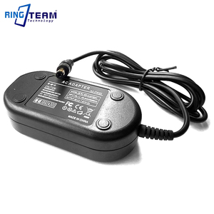 Image 2 - 10Sets AC Power Adapter AC PW20 PW20AM for Sony digital cameras fits Alpha NEX 3 NEX 5 NEX 7 A33 A65 A3500 A5100 A6300 A7 A7II