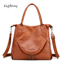 Female Ladies Handbags Luxury Big  Leather Tote Bags For Women Designer Red Casual Bag Bolsa