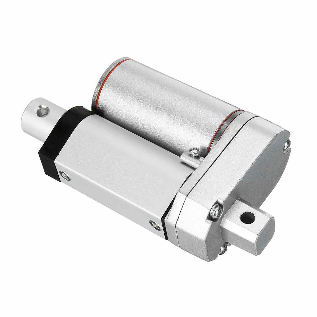 Micro ไฟฟ้ามอเตอร์ 24VDC Linear Actuator 30 มม.15 มม.13 มม.4 มม.มอเตอร์เชิงเส้น 300N 600N 1100N 1500N