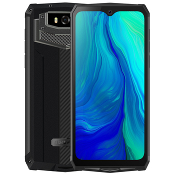 Blackview BV9100 6.3 13000mAH NFC IP68 rugged shockproof smartphone android 9.0 4GB+64GB Octa Core Fast Charge 4G mobile phone blackview bv9100 6 3 13000mah nfc ip68 rugged shockproof smartphone android 9 0 4gb 64gb octa core fast charge 4g mobile phone