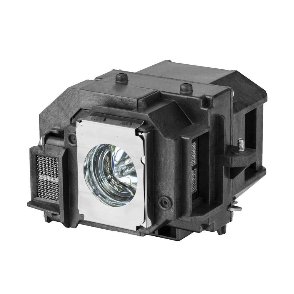 Image 2 - Replacement Projector Lamp for ELPLP54 V13H010L54 for EPSON 705HD S7 W7 S8+ EX31 EX51 EX71 EB S7 X7 S72 X72 S8 X8 S82 W7 W8 X8e-in Projector Bulbs from Consumer Electronics