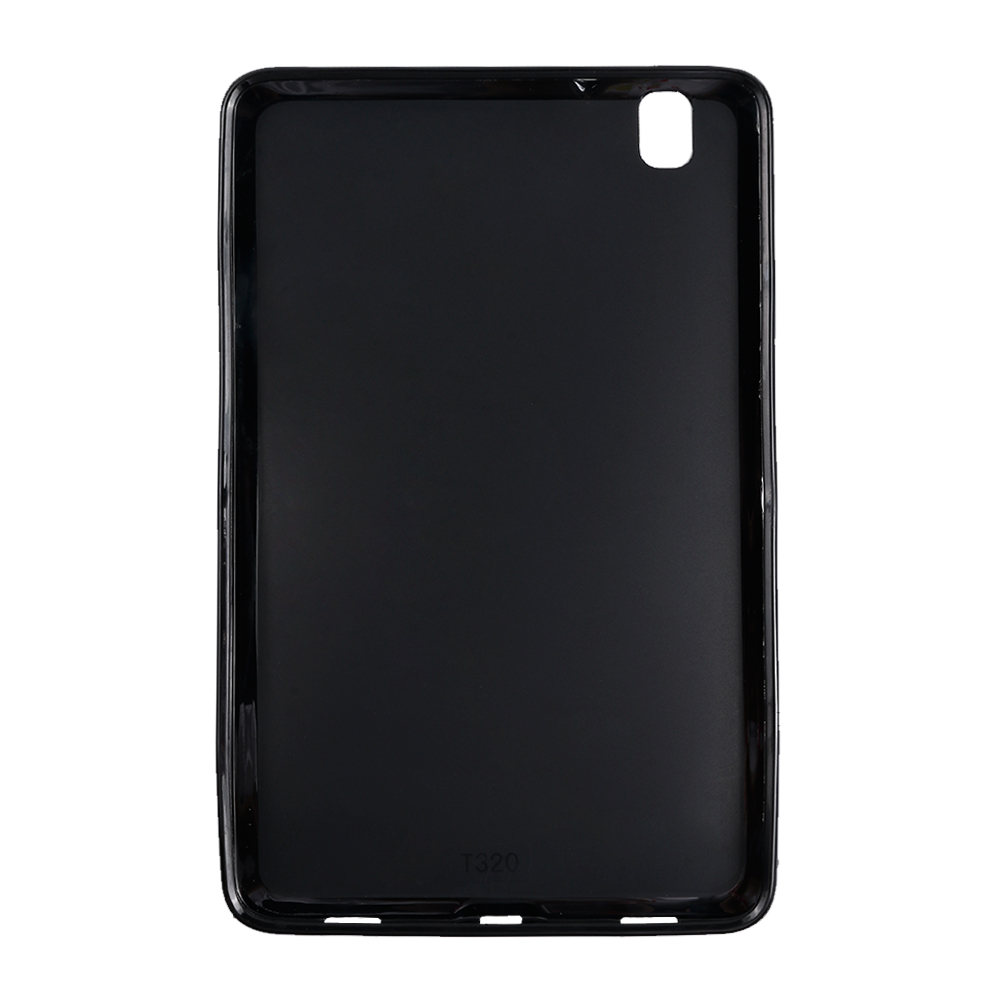 QIJUN Tab Pro 8.4 Silicone Smart Tablet Back Cover For Samsung Galaxy Tab Pro 8.4 Inch SM-T320 T321 T325 Shockproof Bumper Case